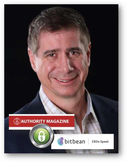 Sean Manning - Authority Magazine and bitbean