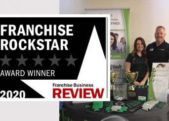 Franchise Business Review Recognizes 2020 Franchise Rock Stars