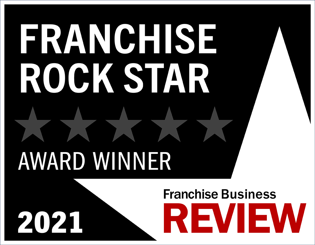 Payroll Vault's Amy Minjares Recognized as a 2021 Franchise Rock Star by Franchise Business Review