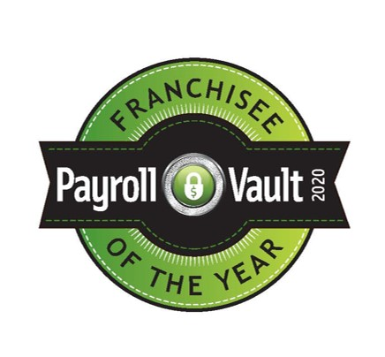 Payroll Vault's Rebecca & Sean Pettit Recognized as Franchisee of the Year 2020: San Antonio, Texas