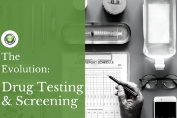 The Evolution in Drug Testing and Screening
